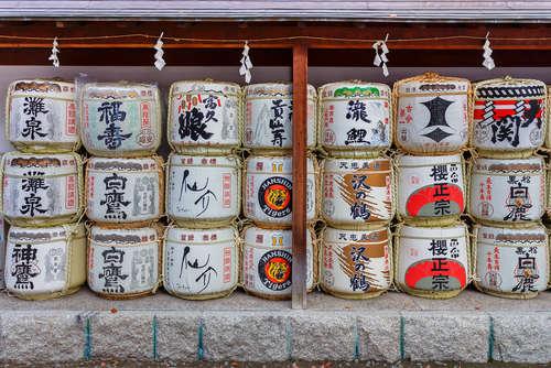 日本酒生産量1位の兵庫のおもな銘柄をチェック!