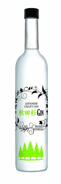 まるで「飲む森林浴」。秋田杉の香りが楽しめるクラフトジン「秋田杉GIN」が登場!