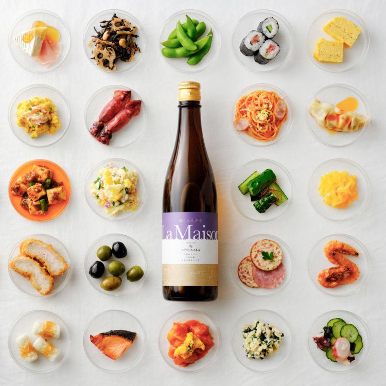 「家飲み」にぴったりな日本酒「醸し人九平次 La Maison(ラ・メゾン)」が、名古屋から新登場