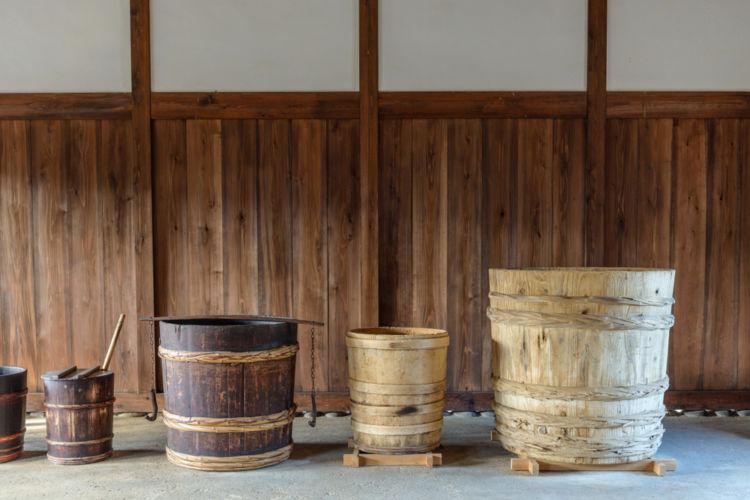 「山卸し」とは昔ながらの製法・生酛造りに欠かせない重要な工程【日本酒用語集】