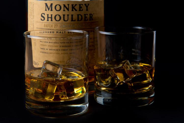 「モンキーショルダー」は、世界初のブレンデッドモルトウイスキー