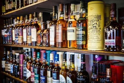 ウイスキーの保存に関してのあれこれ
