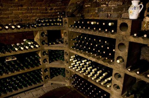 デイリーワインはワインラックで素敵に保存!