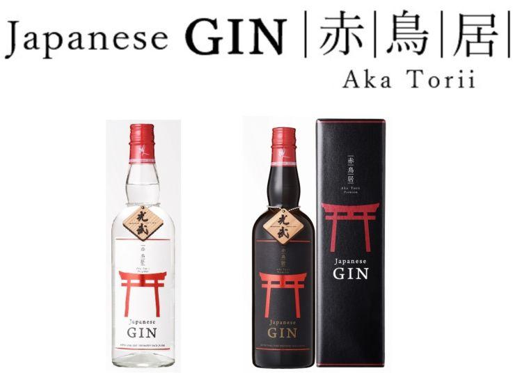 伝統の中からの革新…創業1688年の光武酒造場が造ったクラフトジン「Japanese GIN赤鳥居」
