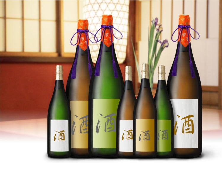 日本酒の四合瓶(4合瓶)が人気な理由は?ワインボトルとの意外な関係も