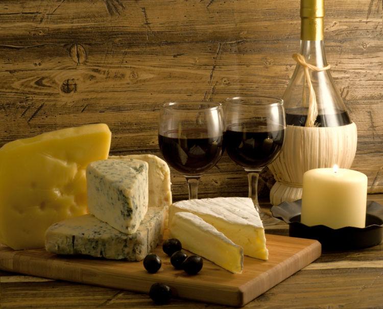 ワインとチーズのマリアージュをたのしもう!
