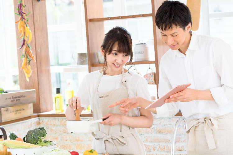 月末の金曜日はお家がレストラン! ~夫婦で作ろう、1時間で「和」のコース~