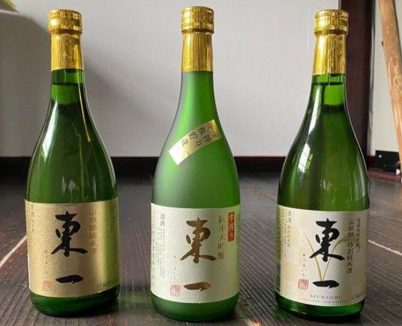 佐賀の日本酒【東一(あづまいち):五町田酒造】「挑戦」から生まれた肥前の良酒