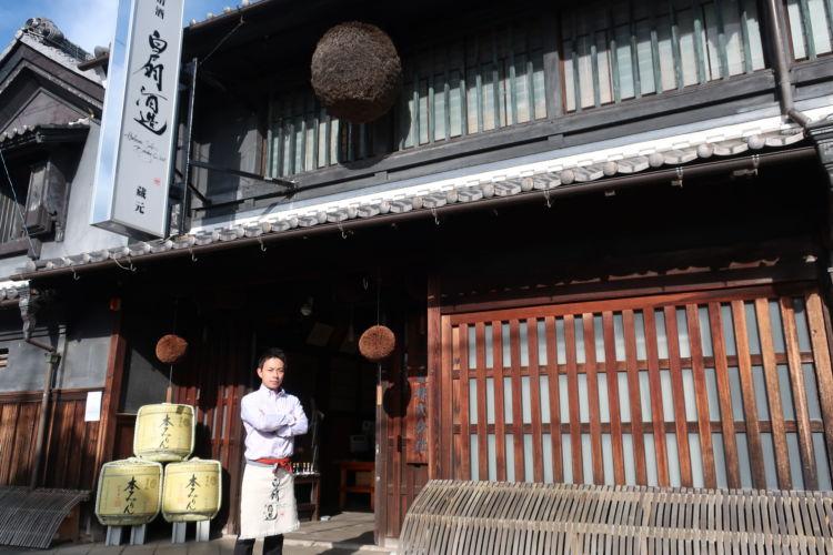 〜「花見蔵」から「黒松白扇」へ〜  28年ぶりに清酒銘柄を戻した 岐阜・白扇酒造の新たな取り組みとは