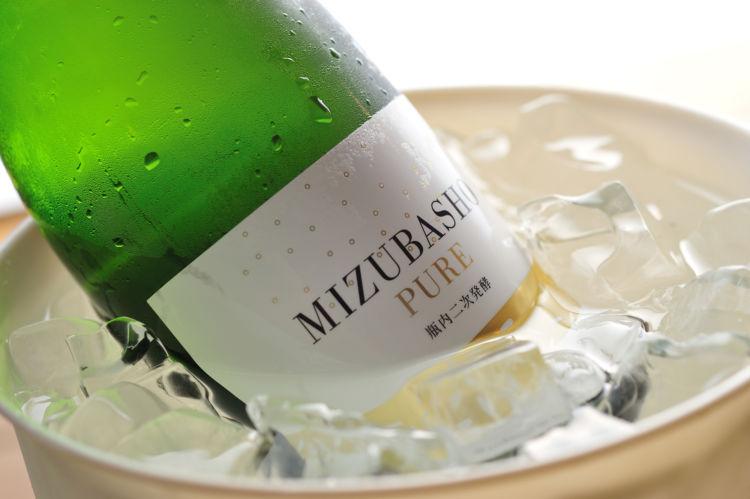 スパークリング清酒「MIZUBASHO PURE」がKura Master 2020にて審査員賞受賞