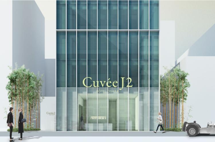 シャンパーニュ生産者とのコラボで実現!日本初のシャンパン・ホテル「Cuvee J2 Hotel 」