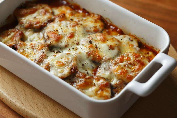 おつまみにも!おかずにも!ギリシャ風野菜のラザニア ムサカ