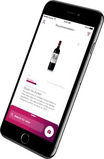 ワイン選びの「困った」を解決するスマホ用アプリ