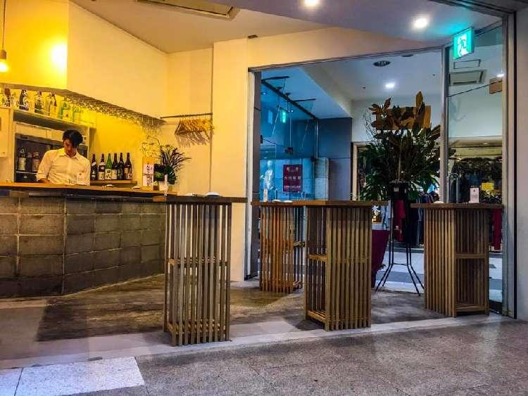 立ち飲みスタイルで気軽にたのしむ日本酒バーが札幌に登場