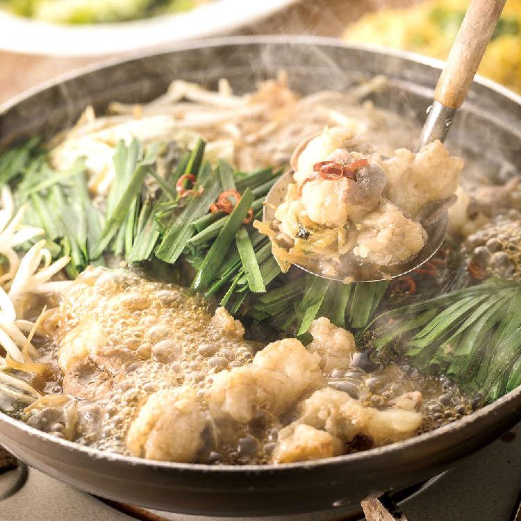 冬季限定! 薫香と滋味溢れる「燻製もつ鍋」を味わおう