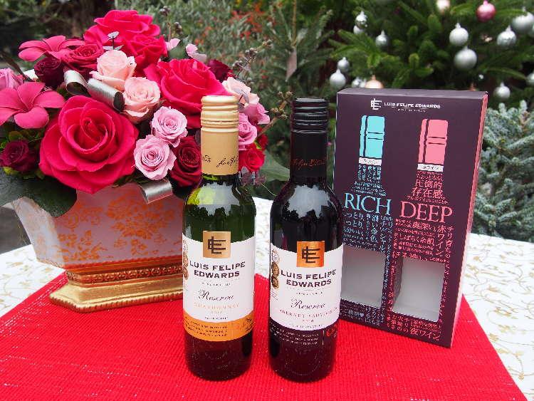 女性が喜ぶプレゼント! フラワー&ワインのギフトはいかが?
