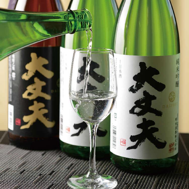 日本人横綱をイメージした日本酒「大丈夫」が発売!
