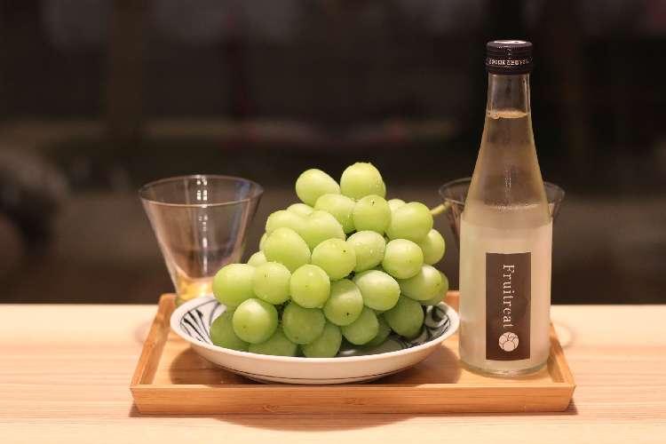 秋田のフルーツ×お酒定期便 「Fruitreat(フルートリート)」