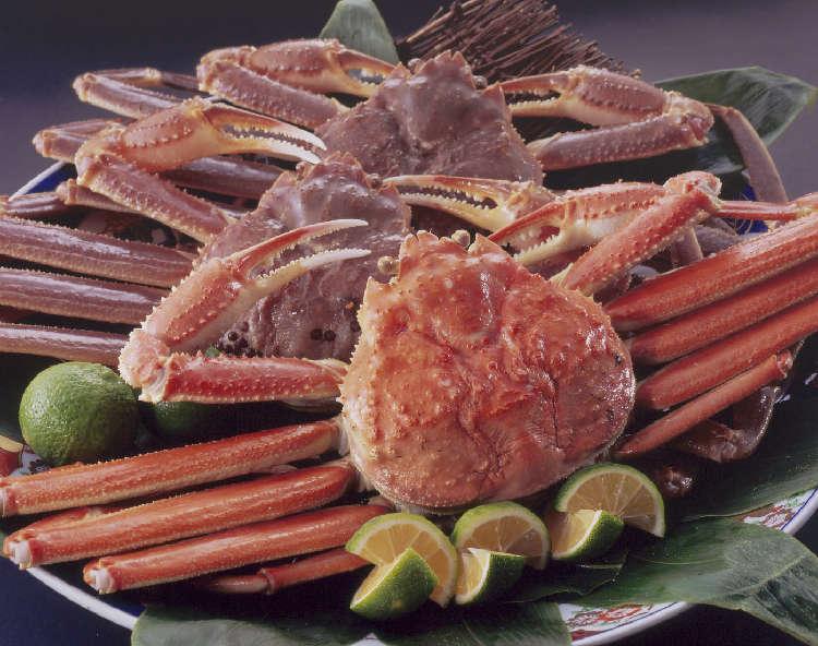 ホテルニューオータニ大阪でたのしむ 「贅沢! 蟹祭り」
