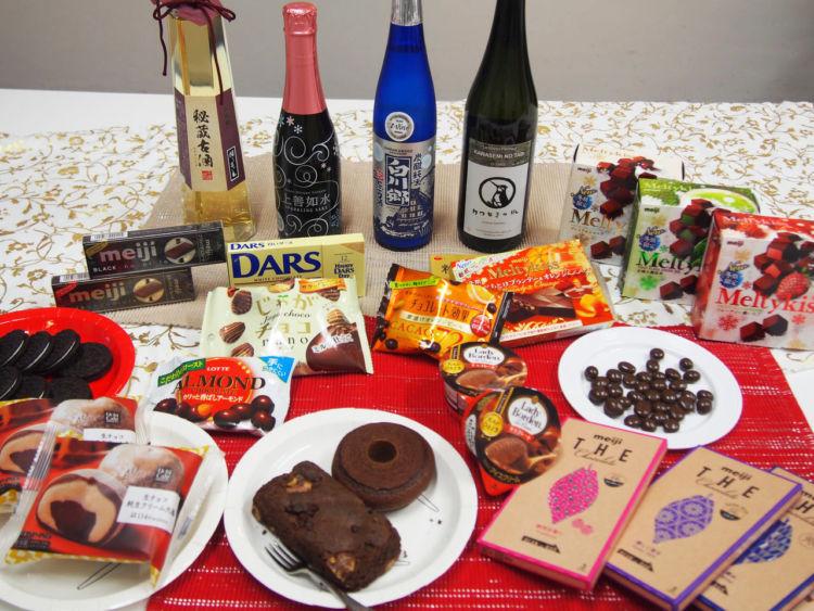 バレンタインにもオススメ! 日本酒とチョコのペアリングを試してみた!