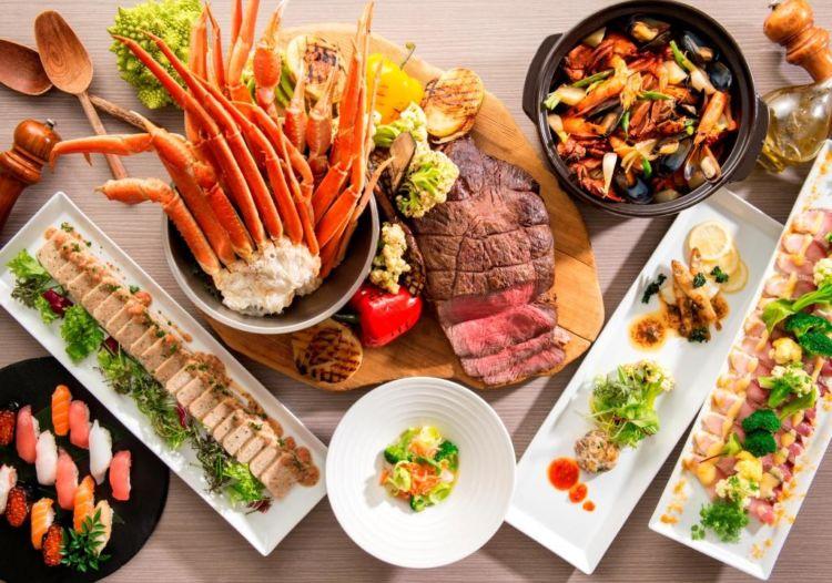 横浜で海老・蟹・帆立、贅沢な冬の味覚を食べ放題!