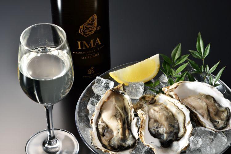 甘酸っぱくジューシーな味わいを持つ 「牡蠣のための日本酒」