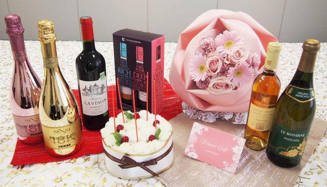 働く主婦に聞いてみた!  「愛妻の日(1/31)」にプレゼントされたいお花とお酒はこれだ!