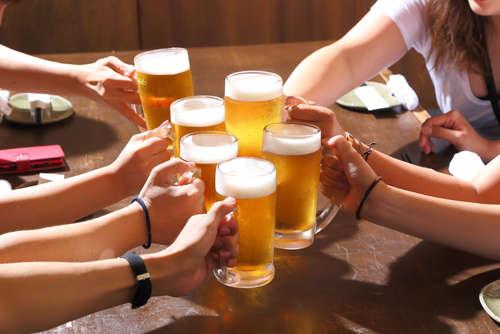 水代わりにビール!?  多彩なビールのアルコール度数