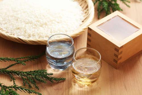 ビールやワインと違う独自の発酵方法を持つ醸造酒・日本酒