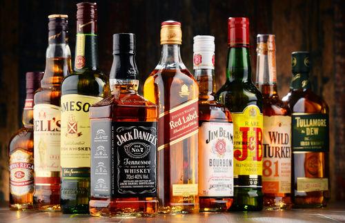世界の五大ウイスキーを堪能しよう!