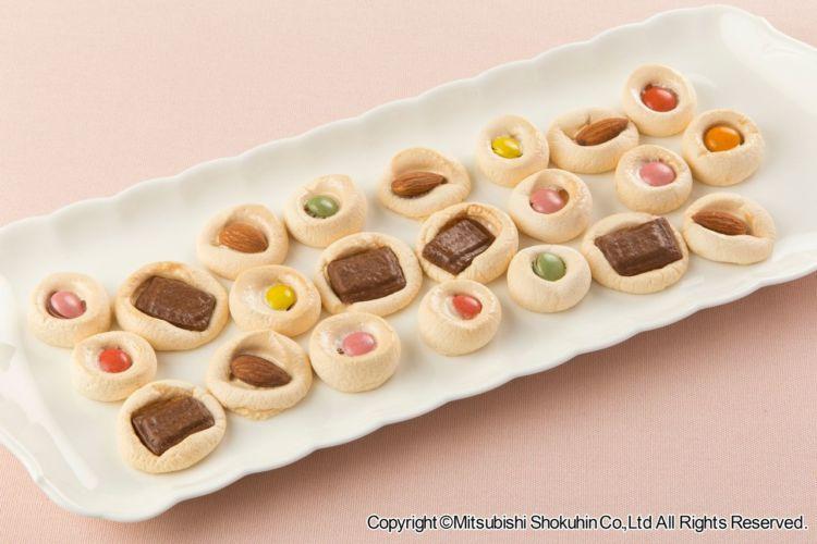 ホワイトデーに手作りしたい 「マシュマロクッキー」