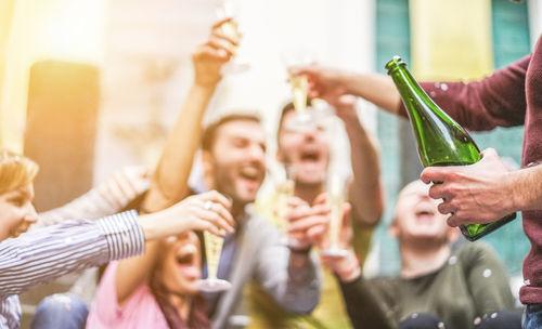 「シャンパン」のおいしさに酔う!