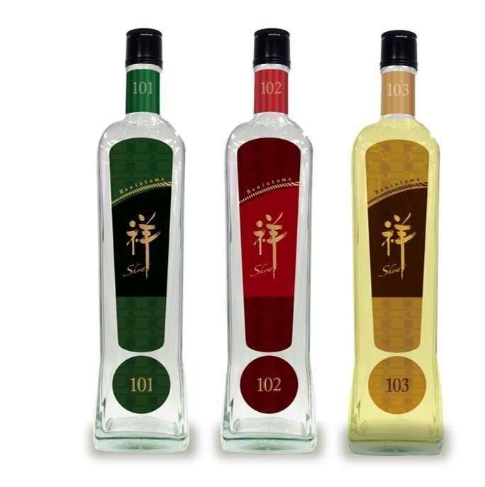ごま焼酎の紅乙女酒造から、新しい「胡麻祥酎」が登場