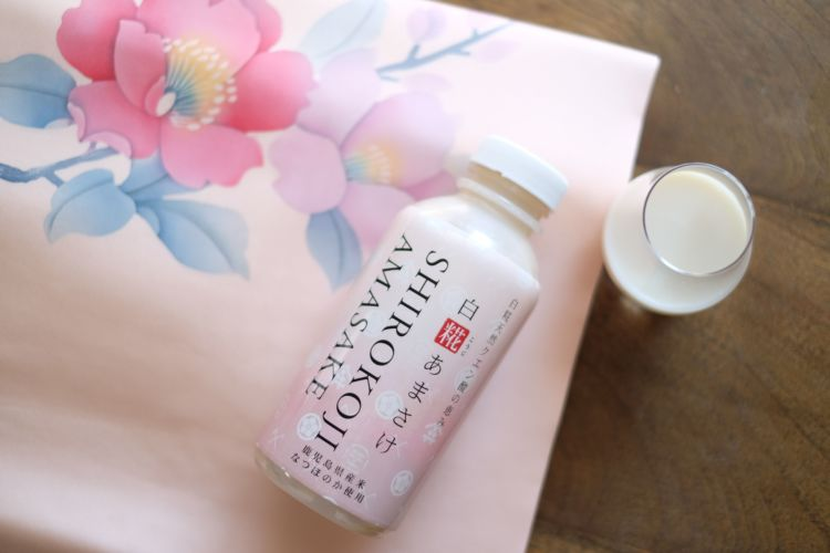 疲労軽減の効果も!? 鹿児島の新品種米「なつほのか」と天然水で造った甘酒