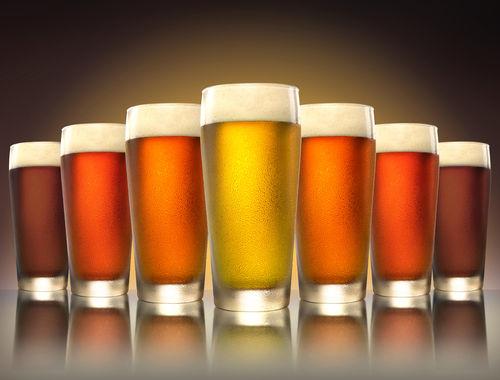 ビールの分類いろいろ