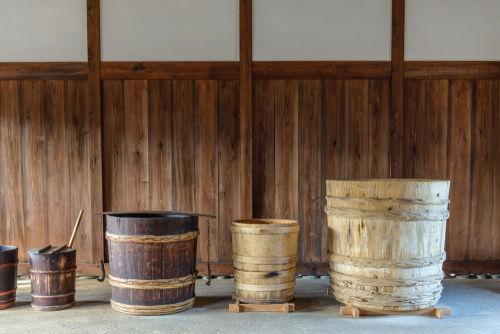 日本酒のアルコール発酵にかかせない酵母のこと