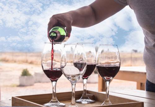 赤ワインの甘口と辛口、どちらが好み?