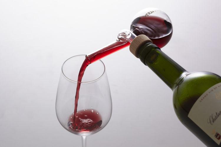 とっておきのグラスワインがたのしめるデキャンタ「ヴェルソヴィーノ」