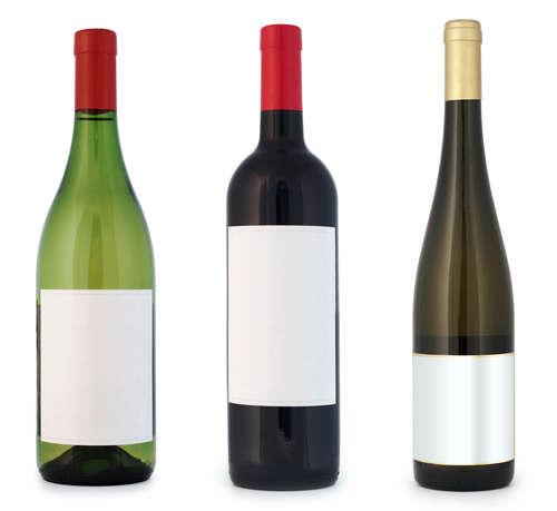たのしいワイン選び。ボトル形でワインの産地がわかるってホント?