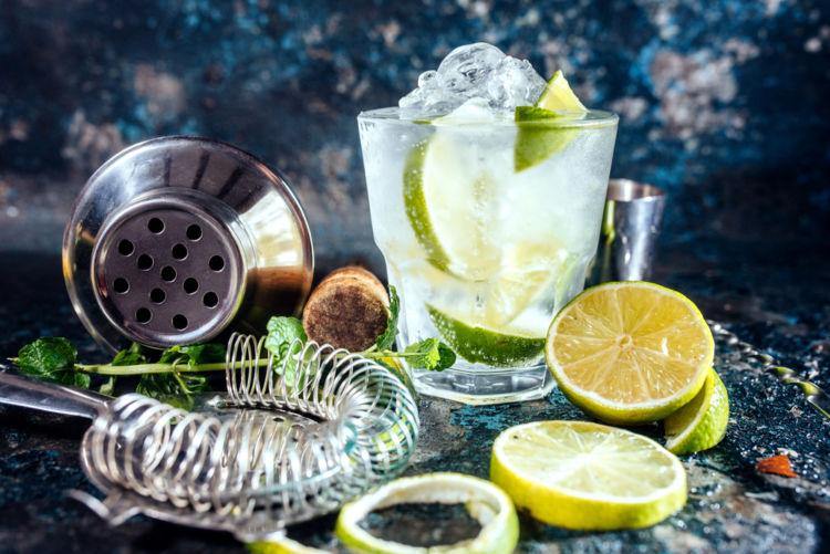 【ジン編】スピリッツの飲み方を紹介