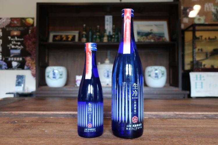 有名歌人も愛飲した酒を醸す、山梨・萬屋醸造店が生み出した 「生冷 KIREI あまくち、するする」