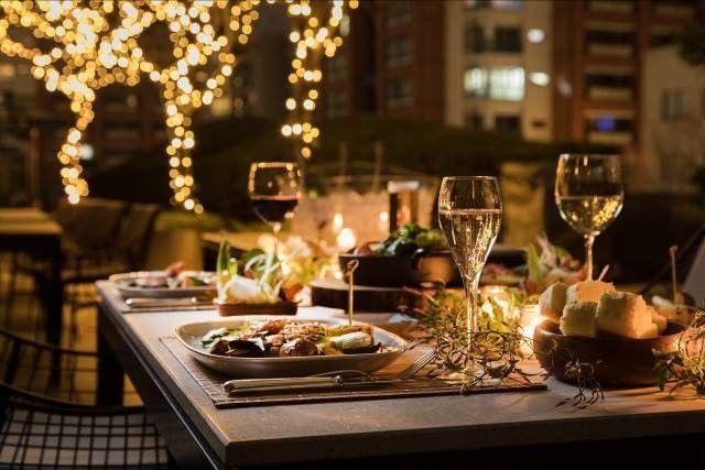 グランド ハイアット 東京で世界の料理とお酒をたのしむ「夏のテラスプラン」