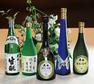 福島の日本酒【大七(だいしち)】生もと造り一筋のこだわり