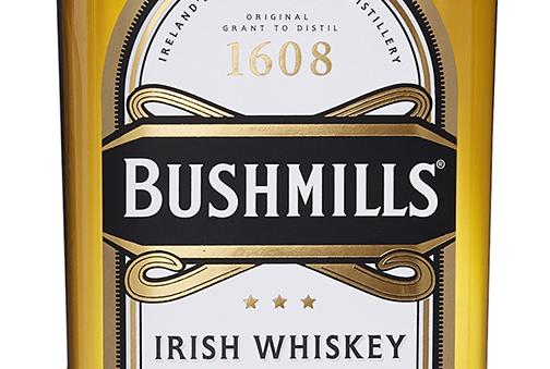 「ブッシュミルズ」は初心者にも飲みやすいアイリッシュウイスキーの代表銘柄