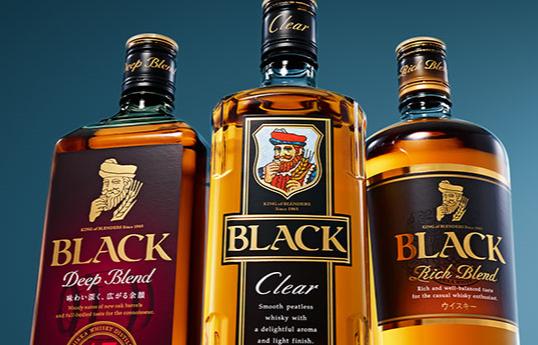 ウイスキー初心者にもおすすめ「ブラックニッカ」