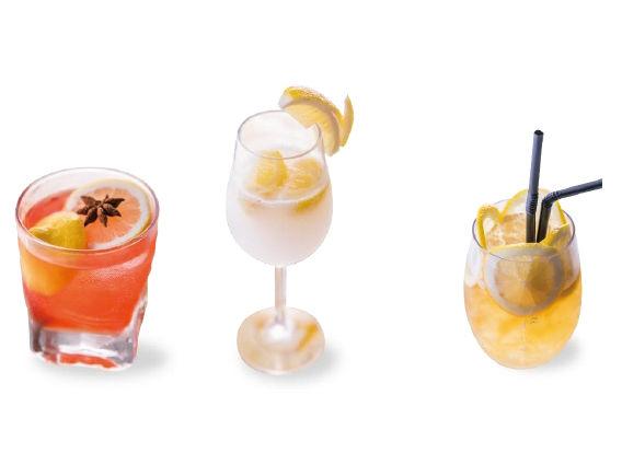 宮崎・シーガイアで「レモンフェア」開催! オリジナルメニュー&お酒に舌鼓
