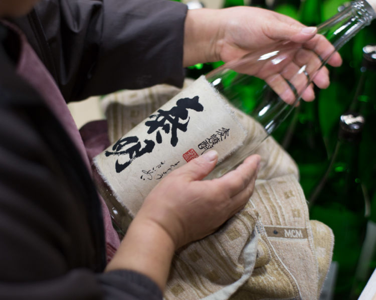 大分の焼酎【泰明(たいめい)】小さな蔵にしか出せない味がある