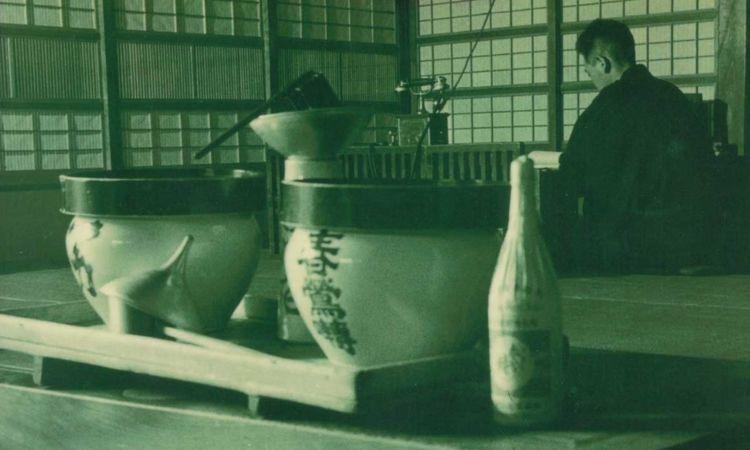 山梨の日本酒【春鶯囀(しゅんのうてん)】文人墨客に愛された酒