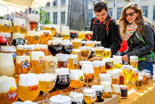 ベルギービール代表の「セゾンビール」と「ホワイトビール」って?