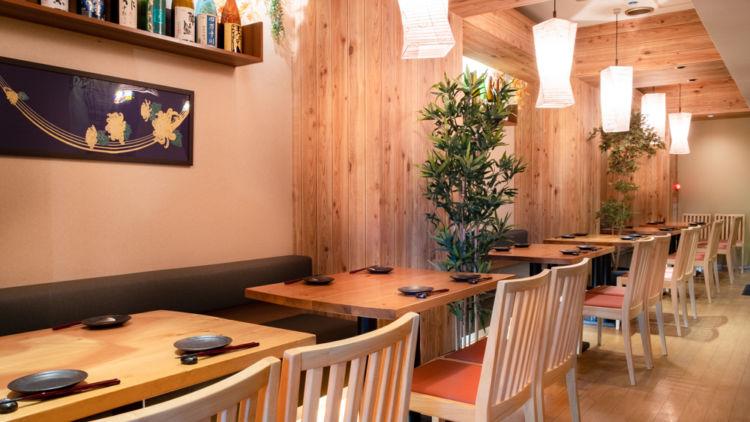 東京・有楽町に「肉割烹 かぐら」オープン! 京都和牛×日本酒×四季を堪能